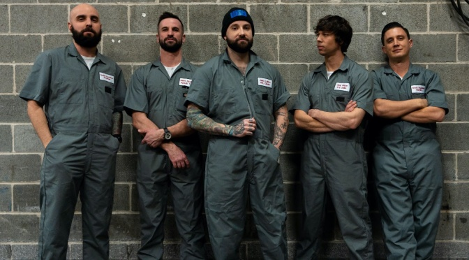 """AUGUST BURNS RED release """"BLOODLETTER"""" video"""