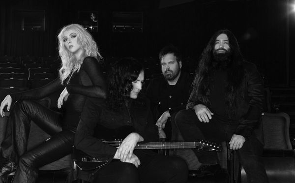 """THE PRETTY RECKLESS Premiere """"Only Love Can Save Me Now"""" Video Ft. Matt Cameron + Kim Thayil"""