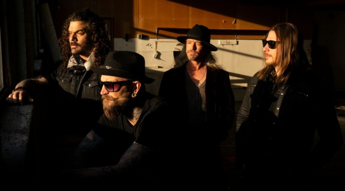 """Shaman's Harvest Reveal First New Song in 4 Years """"Bird Dog"""""""