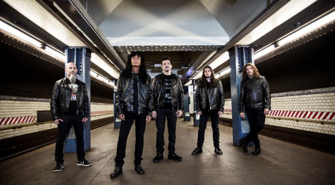 ANTHRAX tickets for 40th anniversary live stream are on sale today