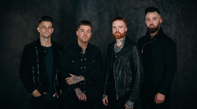 MEMPHIS MAY FIRE Release New Song 'Death Inside'