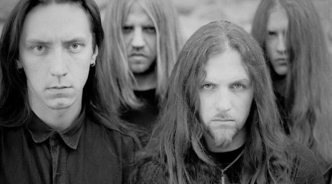 VADER to re-release their classic 2nd album 'De Profundis' on July 30th