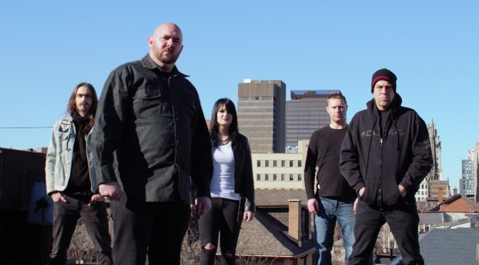 """DEATH PERCEPTION Launch """"No Tears for the Dead"""" Lyric Video"""