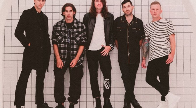 MAYDAY PARADE RELEASE NEW SINGLE/VIDEO FOR 'BAD AT LOVE'