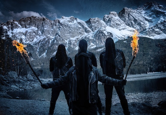 """GERMAN BLACK METAL'S GROZA RELEASES NEW ALBUM, """"THE REDEMPTIVE END,"""" OUT NOW"""