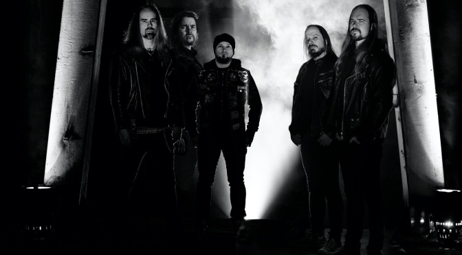 """INSOMNIUM  Launch New Song and Video for """"The Wanderer"""", """"Argent Moon"""" EP Out Now"""