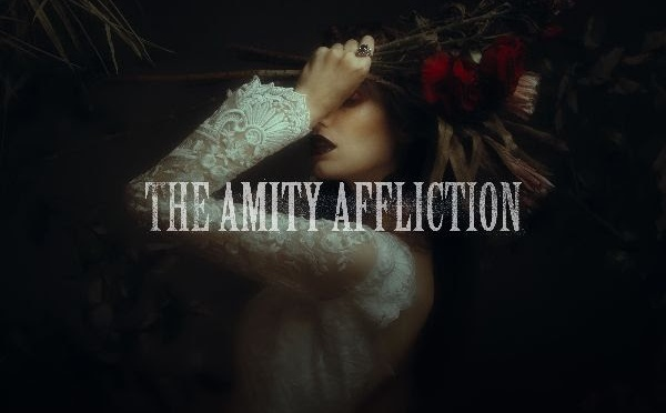 """THE AMITY AFFLICTION RELEASE NEW SINGLE/VIDEO FOR""""LIKE LOVE"""""""