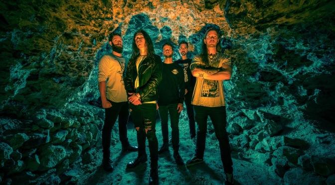 "Death Metal Upstarts LIVLØS Reveal New Single + Video ""The Purest Black"""
