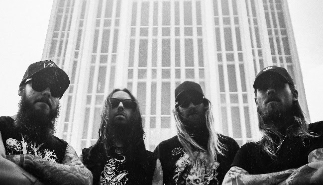 """MASS WORSHIP Release Title Track Including Video For Upcoming Album """"Portal Tombs"""""""