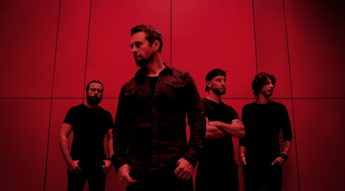 """MOLYBARON release intense new video for """"Lucifer"""""""