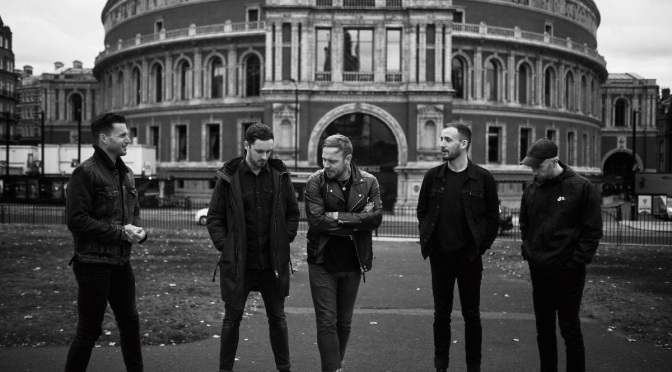 ARCHITECTS' Royal Albert Hall Performance video and Vinyl Release