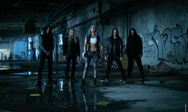 """ARCH ENEMY Launches Stunning Video for """"Deceiver, Deceiver"""""""